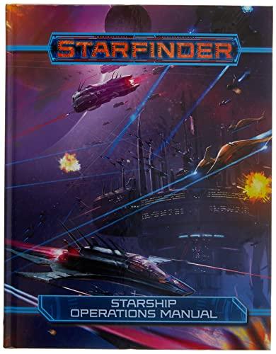 Starfinder RPG: Starship Operations Manual By Paizo Staff