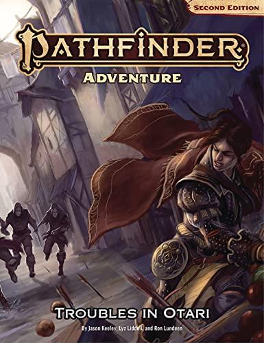 Pathfinder Adventure: Troubles in Otari (P2) By Jason Keeley