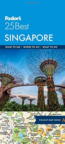 Fodor's Singapore 25 Best By Fodor's Travel Guides