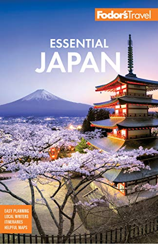 Fodor's Essential Japan By Fodor's Travel Guides
