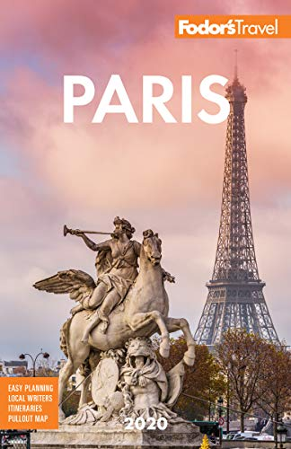 Fodor's Paris 2020 By Fodor's Travel Guides