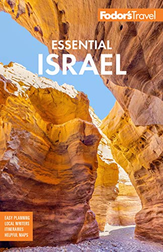 Fodor's Essential Israel By Fodor's Travel Guides