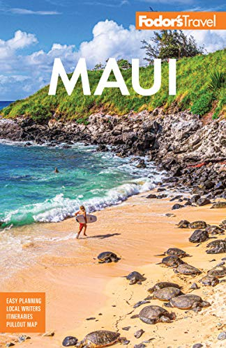 Fodor's Maui By Fodor's Travel Guides