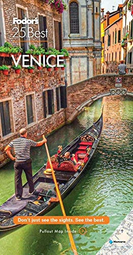 Fodor's Venice 25 Best By Fodor's Travel Guides