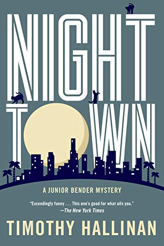 Nighttown By Timothy Hallinan