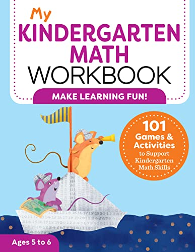 My Kindergarten Math Workbook By Keri Brown