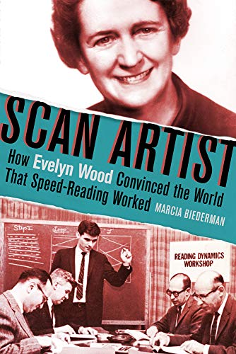 Scan Artist By Marcia Biederman