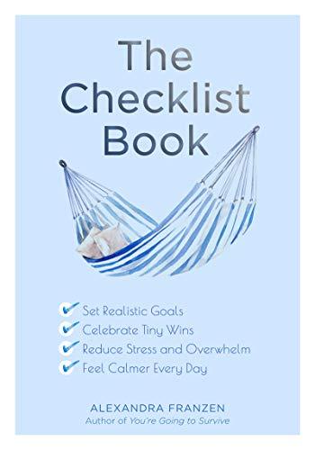 The Checklist Book By Alexandra Franzen