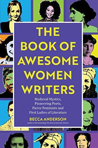 Book of Awesome Women Writers von Becca Anderson