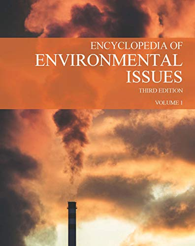 Encyclopedia of Environmental Issues By Jessie Mehroff