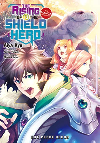 The Rising Of The Shield Hero Volume 13: The Manga Companion By Aiya Kyu