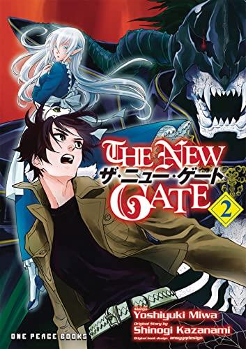 The New Gate Volume 2 By Yoshiyuki Miwa