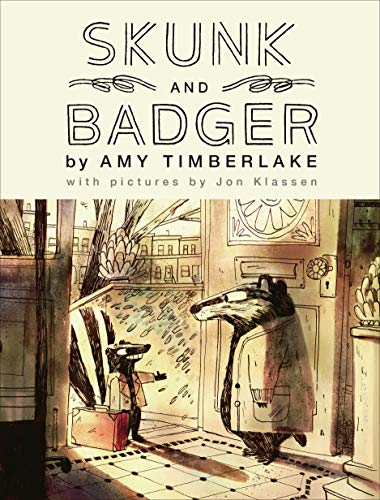 Skunk and Badger von Amy Timberlake