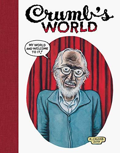 Crumb's World By R. Crumb