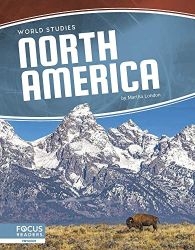 World Studies: North America By Martha London
