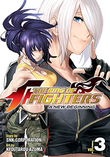 The King of Fighters: A New Beginning Vol. 3 By SNK Corporation