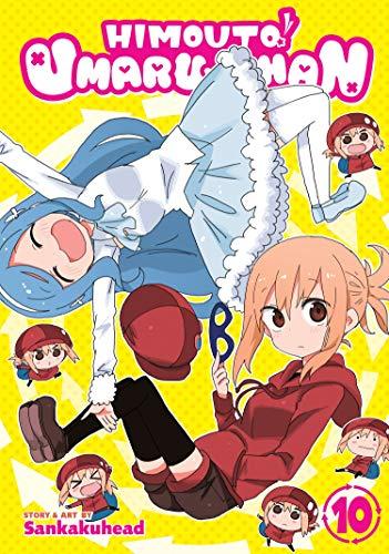 Himouto! Umaru-chan Vol. 10 By Sankakuhead