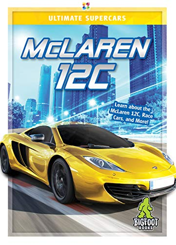 McLaren 12c By Carrie Myers