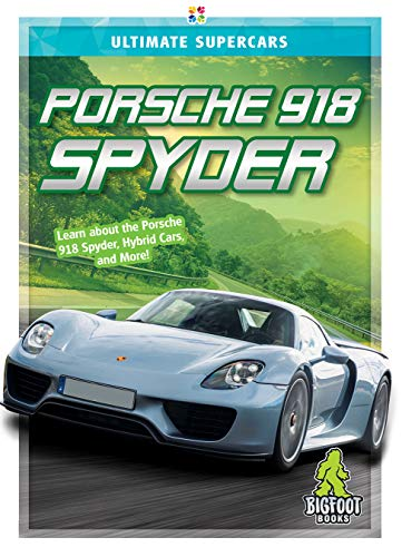 Porsche 918 Spyder By Thomas K Adamson