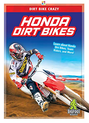 Honda Dirt Bikes By R L Van
