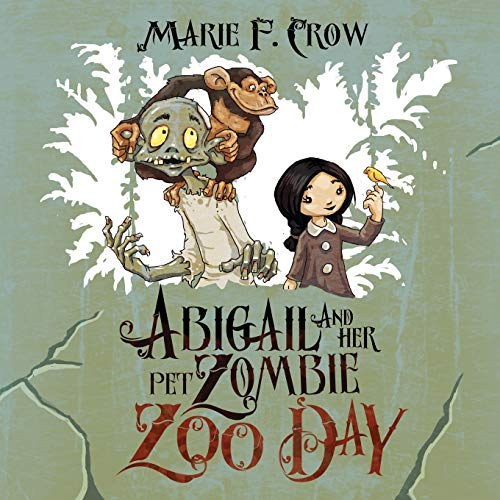 Zoo Day By Marie F Crow