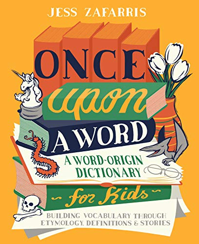 Once Upon a Word By Jess Zafarris