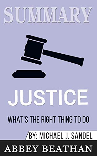 Summary of Justice par Abbey Beathan
