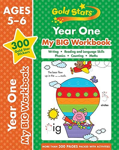 Year One My BIG Workbook By Cottage Door Press