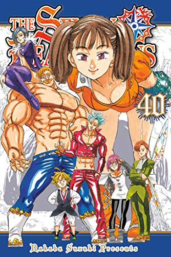 The Seven Deadly Sins 40 By Nakaba Suzuki