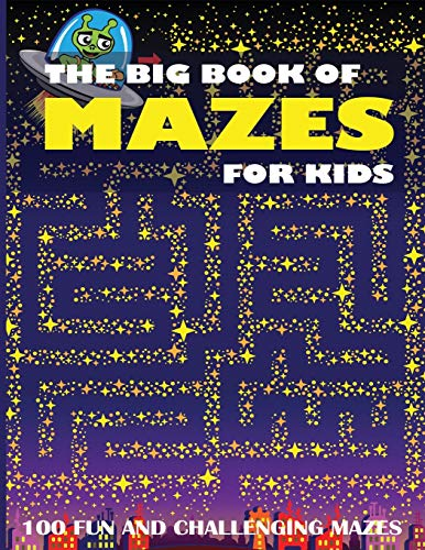 The Big Book of Mazes for Kids By Other Dylanna Press