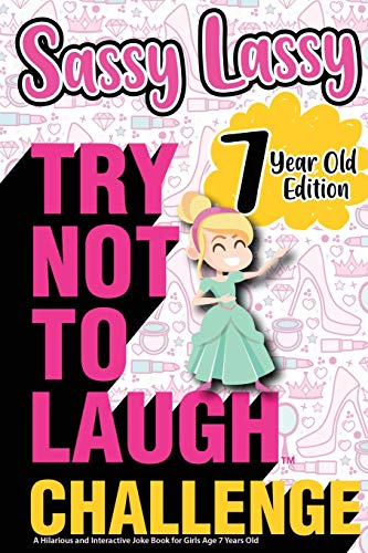 The Try Not to Laugh Challenge Sassy Lassy - 7 Year Old Edition By Crazy Corey