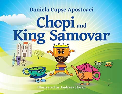 King Samovar / Imparatul Samovar By Daniela Cupse Apostoaei