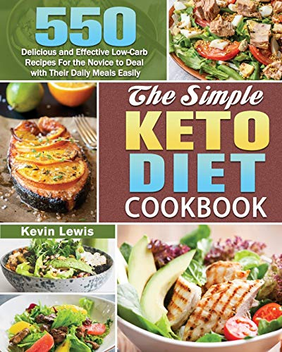 The Simple Keto Diet Cookbook By Kevin Lewis