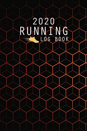 2020 Running Log Book By Gosnell