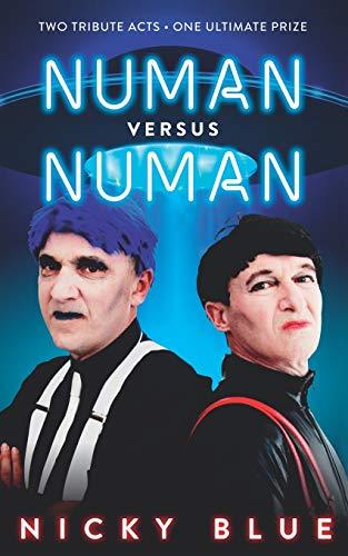 Numan Versus Numan By Nicky Blue