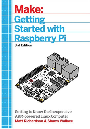 Getting Started with Raspberry Pi, 3e by Shawn Wallace