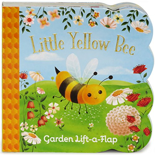 Little Yellow Bee By Ginger Swift