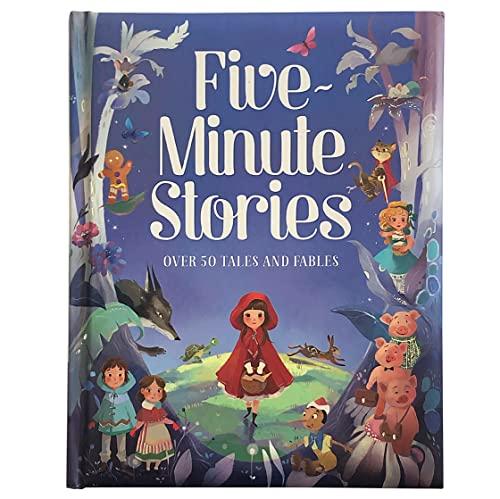 Five-Minute Stories By Cottage Door Press