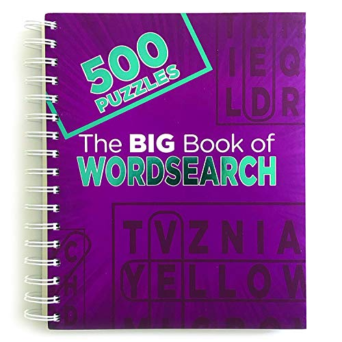 The Big Book of Wordsearch By Edited by Parragon Books
