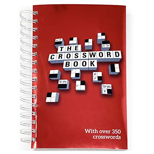The Crossword Book By Parragon Books