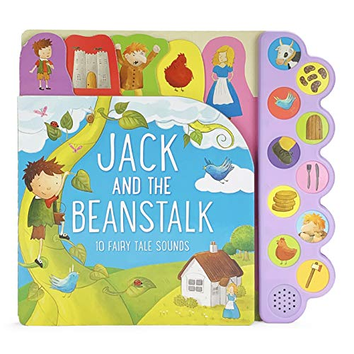 Jack and the Beanstalk By Parragon Books