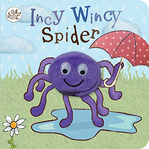 Incy Wincy Spider By Cottage Door Press