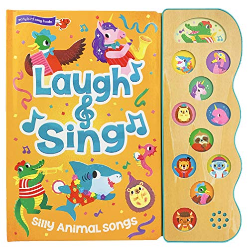 Laugh & Sing By Cottage Door Press