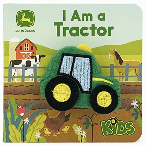 I Am a Tractor By Cottage Door Press