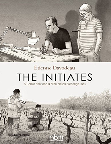 The Initiates By Etienne Davodeau