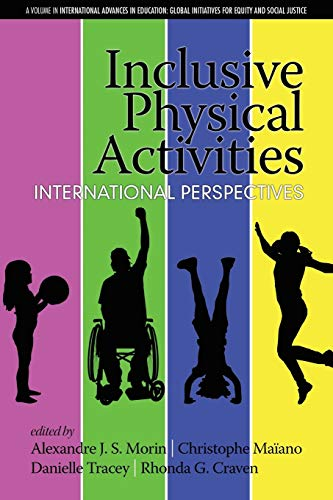 Inclusive Physical Activities By Alexandre J. S. Morin