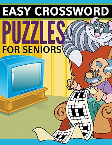 Easy Crossword Puzzles For Seniors By Speedy Publishing LLC