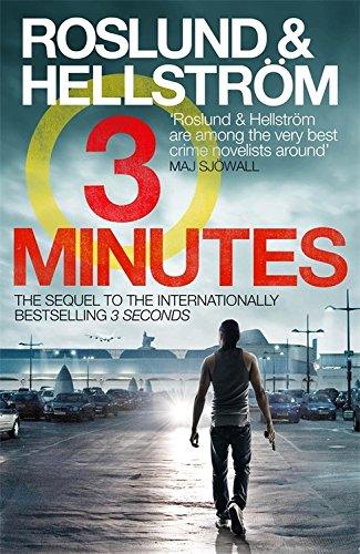 Three Minutes (Ewert Grens Thriller) By Borge Hellstrom