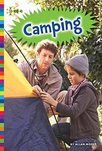 Camping (Great Outdoors) by Morey, Allan Book The Fast ...