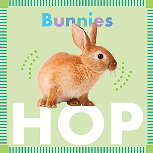 Bunnies Hop By Rebecca Stromstad Glaser